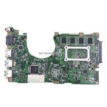 Placa madre del ordenador portátil X201EP Q200E S200E X201E X202E VivoBook X202E-DH31T 4 GB REV 2.0 HM70 60-NFQMB1700-B02 847 1007 CPU GMA