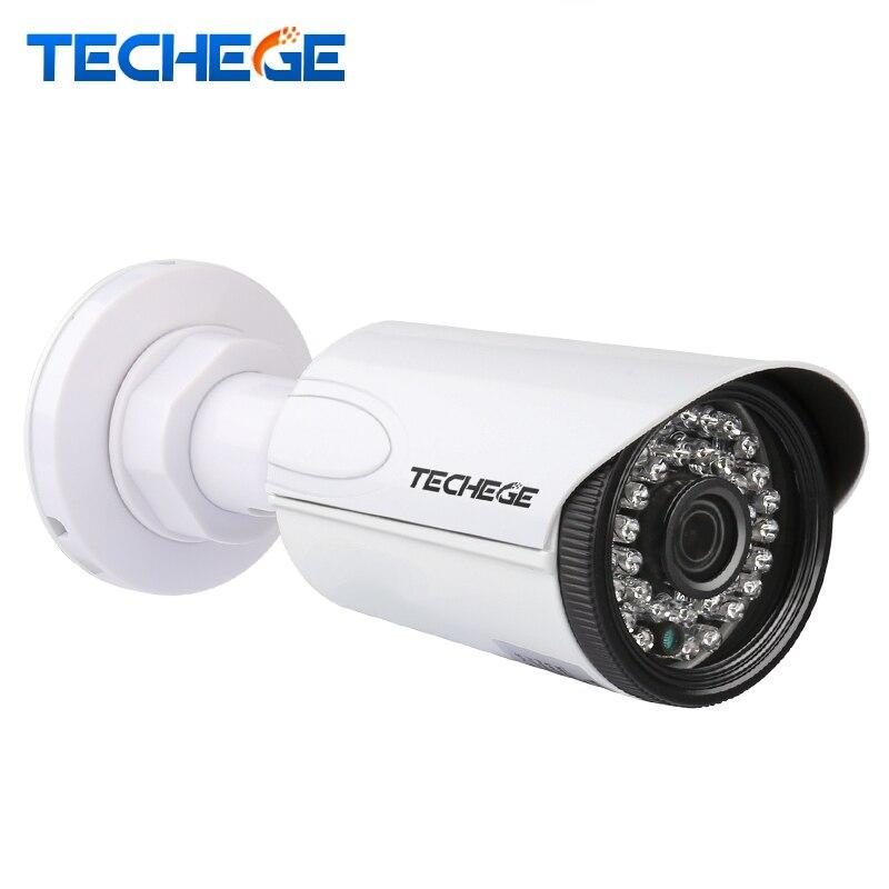 bilder für Techege 2,0/1,3/1.0MP POE Ip-kamera 36 Leds IR Cut Nachtsicht Wasserdicht IP66 Außen ONVIF 2,0 Bewegungserkennung Xmeye IP Cam