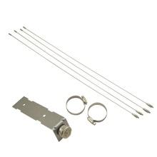 Нагоя RE-03 NMO земля антенны/кронштейн/крепление 10-1300 MHz соединитель NMO мобильная антенна кронштейн для мобильного трансивер Радио