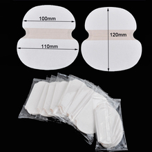 100X ( 50 Pairs ) Summer Deodorants Cotton Pads Underarm Armpit Sweat Pads Dress Disposable Stop Sweat Shield Guard Abs big size