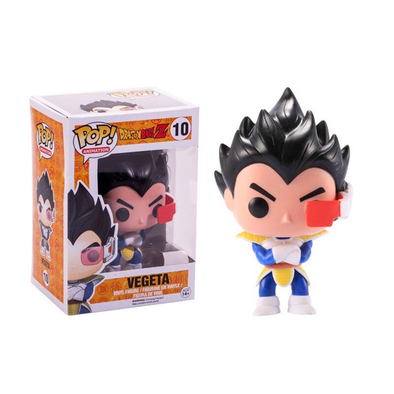 POP Anime Dragon Ball Super-Whis Vinyl Collectible Figurine Jouet