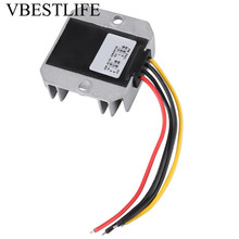 цена на DC-DC 24V To 12V Car Charger DC Converter 5A 60W Voltage Inverter Step Down Module Buck Power Supply Converter for Car Vehicle