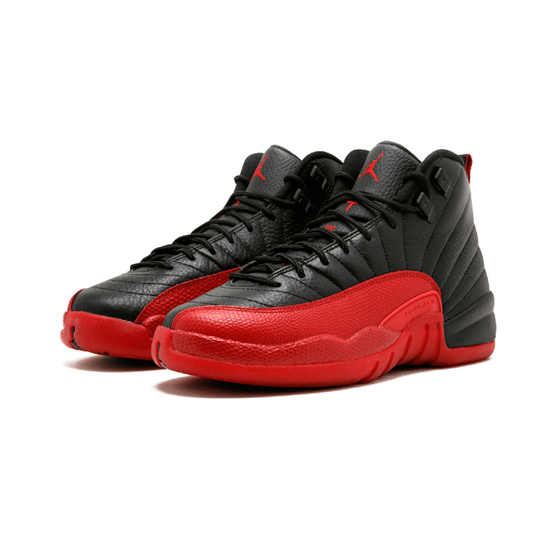new product 7a4d6 1ff02 Original New Arrival Authentic NIKE Air Jordan 12 Retro BG AJ 12 Women s  153265 002 Basketball Shoes Sneakers Breathable Outdoor-in Basketball Shoes  from ...