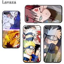 Naruto Tempered Glass Phone Case for iPhone