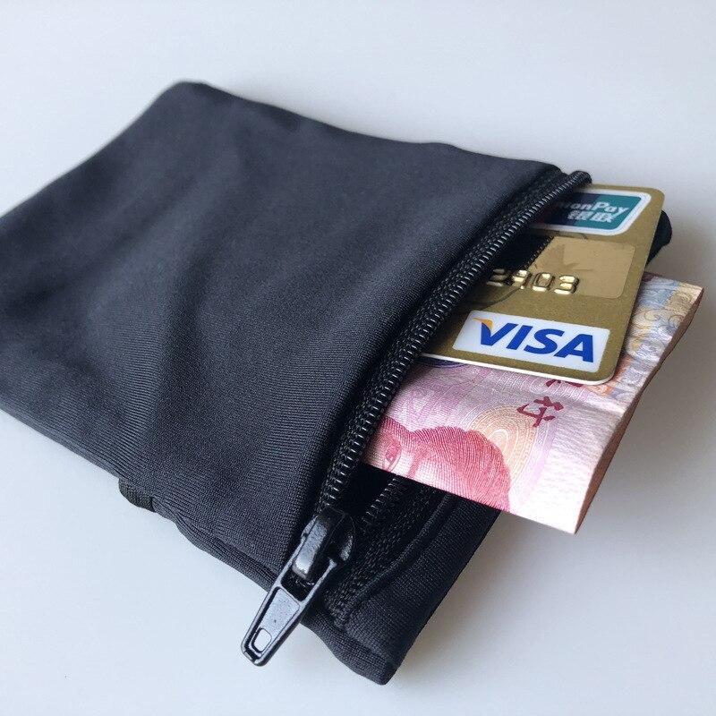 50pcsTravel portefeuille viaje poignet portefeuille changement sac à main 2018 unisexe hommes femmes sacs à main Portable poche clé Zipper voyage accessoires - 6