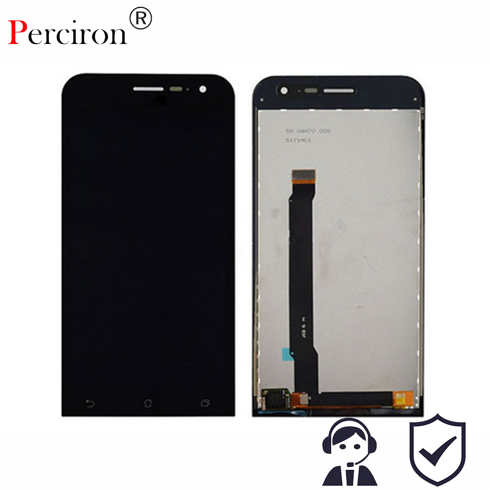 New 5'' inch Full LCD Display + Touch <font><b>Screen</b></font> Digitizer <font><b>Glass</b></font> Assembly For <font><b>Asus</b></font> <font><b>ZenFone</b></font> <font><b>2</b></font> <font><b>ZE500cl</b></font> Z00d Free shipping image