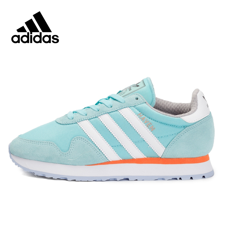 цена Original New Arrival Official Adidas Women Skateboard Shoes Classic breathable shoes outdoor anti-slip BB1289