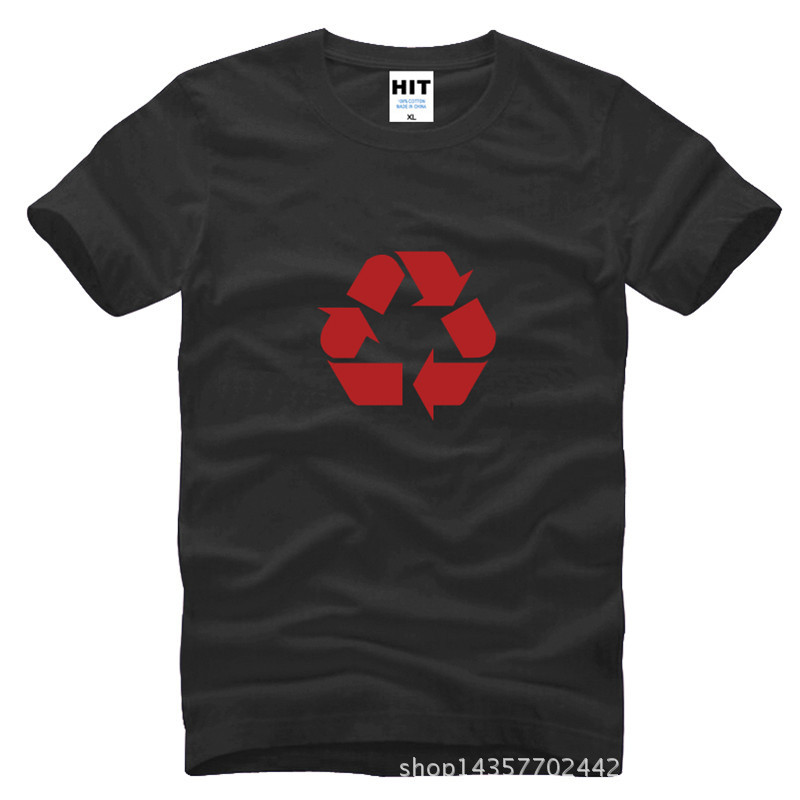 The Big Bang Theory Classic LOGOTIPO de reciclaje impreso para hombre - Ropa de hombre