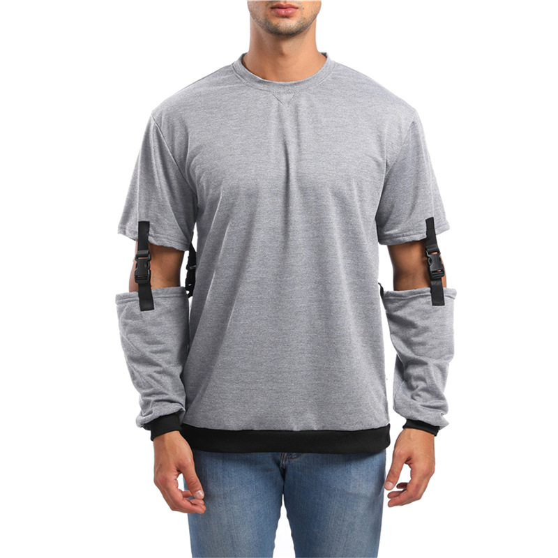 New Spring Autumn Fashion Hoodies Male Solid Coat Men Brand Hoodies Sweatshirts Hip Hop Men Streetwear Hoody O-Neck Hoodies Coat