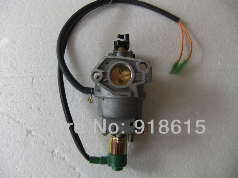 free shipping 177F 3KW carburetor gasoline genator spare parts replacement 177f s25