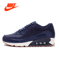 Original New Arrival NIKE Men S AIR MAX 90 ESSENTIAL Breathable Running Shoes Sports Sneakers