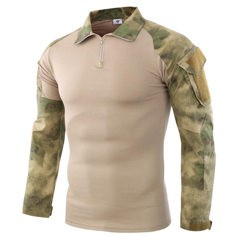 HTB1fjowrW6qK1RjSZFmq6x0PFXaL - US Army Tactical Military Uniform Airsoft  Camouflage Combat-Proven Shirts Rapid Assault Long Sleeve Shirt Battle Strike