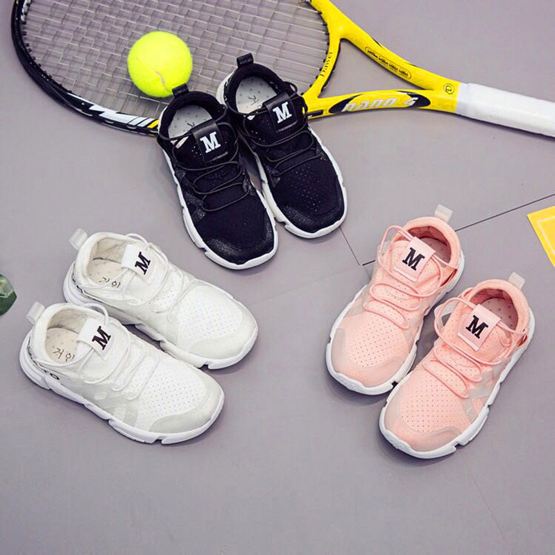 kids boys and girls Sports Shoes children Sneakers boy breathable Casual Boots Rubber sole fashion style Net shoes EUR 27-38  children s shoes girls boys casual sports shoes anti slip breathable kids sneakers spring fashion baby tide children shoes