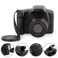 """Digital SLR Camera D200 Infrared Lens 2.8"""" 720P  11 Languages Switching Value Bundle Digital Cameras 12M"""