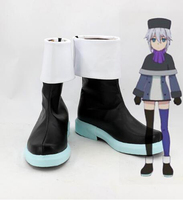 Twin Angel Break Cosplay Shoes Boots Costume Accessories Halloween Party Boots for Adult Women Shoes