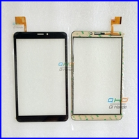 Free Shipping 8 Inch Touch Screen Touch Panel Digitizer Sensor Replacement For Prestigio MultiPad PMT3408 Touchscreen