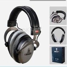 Bingle B-910-M над головой наушники студийного монитора Наушники Hi-Fi стерео DJ мониторинга гарнитура Музыка наушники 3.5 мм + 6.3 мм разъем
