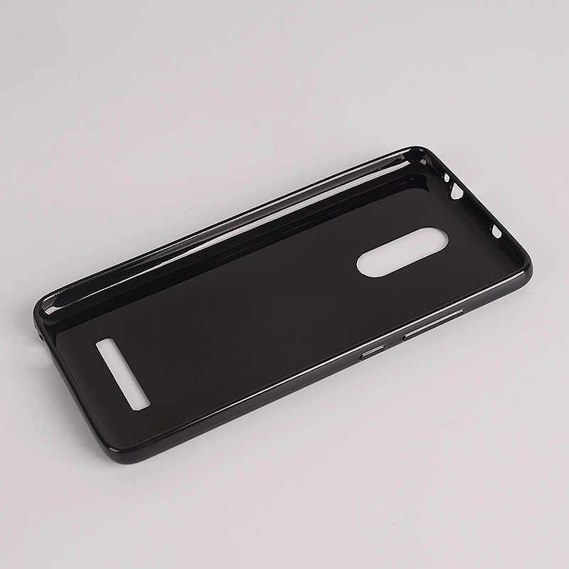 ل شاومي Redmi نوت 3 برو SE حافظة غطاء لينة بولي يوريثان سيليكون ل شاومي Redmi نوت 3 برو رئيس طبعة خاصة جراب هاتف 152 مللي متر