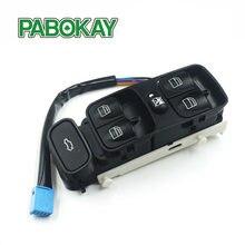 Interrupteur de fenêtre principal pour Mercedes Benz classe C, W203, C180, C200, C220, 2038200110