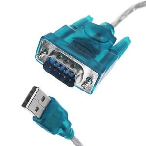 Image 3 - USB zu RS232 Serial Port 9 Pin DB9 Kabel Serielle COM Port Adapter Konverter Whosale & Dropship