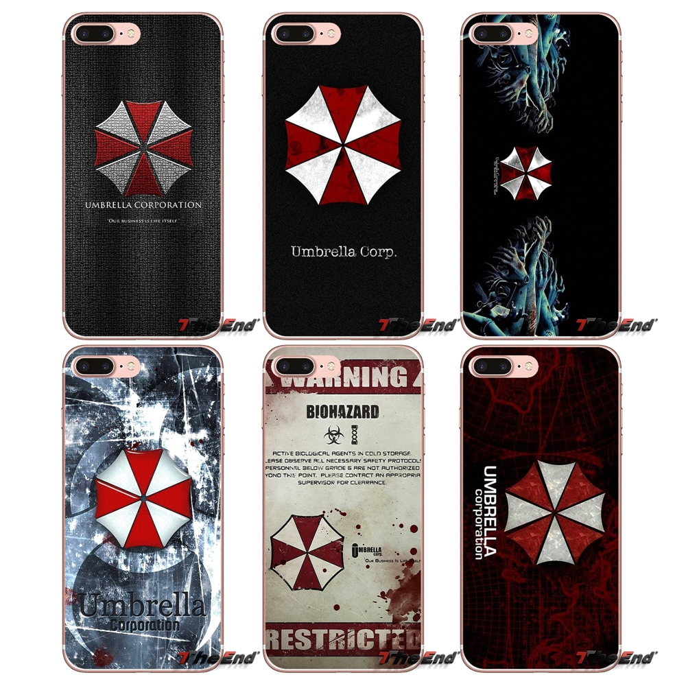 Phone Bags & Cases Dutiful Resident Evil Umbrella Alice Logo Tpu Case For Huawei Honor 7x V10 6c V9 6a Play 9 Mate 10 Pro Y7 Y5 P8 P10 Lite Plus Gr5 2017 Cellphones & Telecommunications