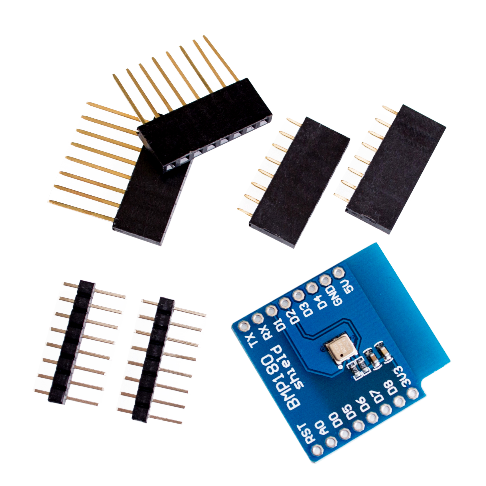 BMP180 Replace BMP085 Digital Barometric Pressure Sensor Module FOR D1 mini WIFI extension board learning board