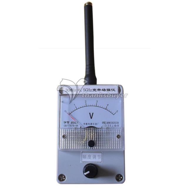 Высокая Чувствительность DC9V Поля Индикатор Метр 85C1 30 МГц-6.5 ГГц Радио Детектор