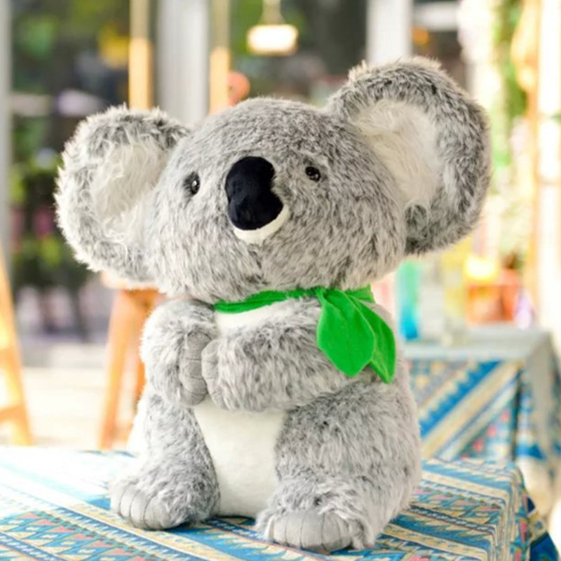Plush Toy Koala Stuffed  Soft Animal Toys Simulation Australian koala doll best gift for children kid 30CM/45CM сегвей hoverbot g 9 camouflage