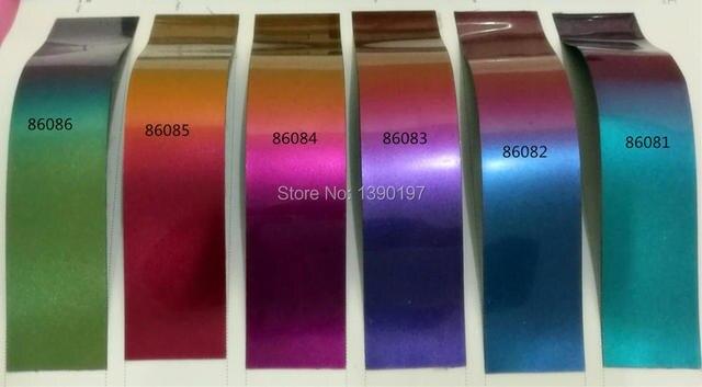 Colori Vernici Auto : Camaleonte pigmento della perla cambiare colore del pigmento