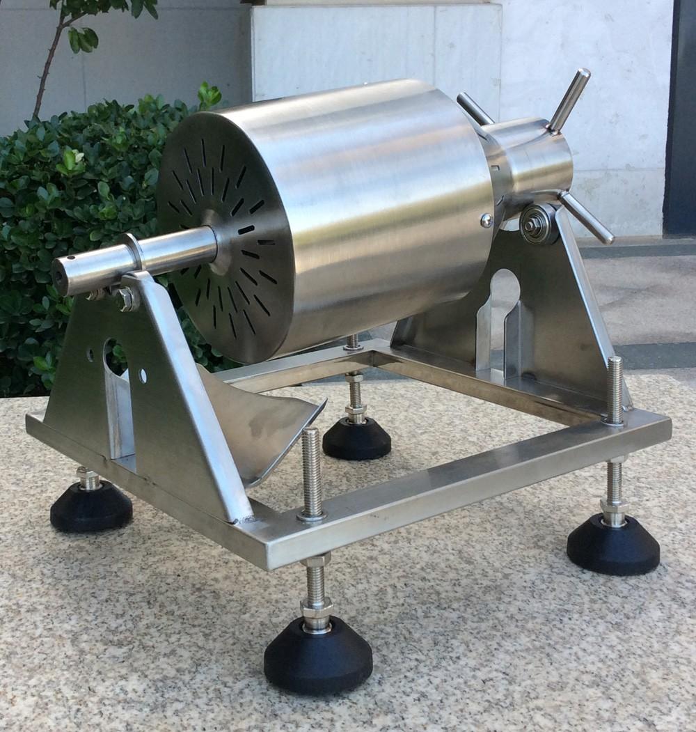 household portable coffee roaster diy manual coffee bean roasting