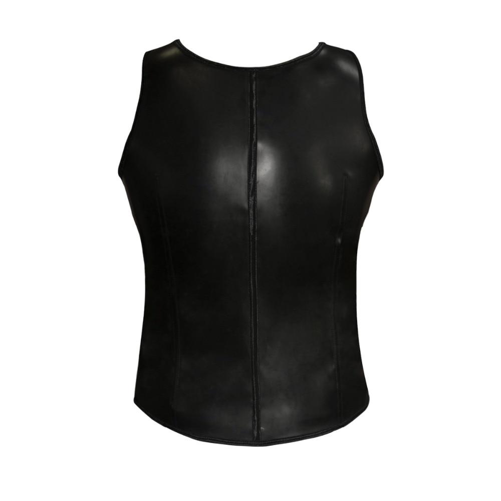 e06725b09b S 3XL Plus Size Body Shaper Faja Hombre Latex Waist Trainer For Men Girdles  Men Steel Boned Mens Waist Trainer Corsets Vest-in Shapers from Underwear  ...