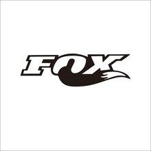 FOX RACING MOTOCROSS WINDOW STICKER VINYL DECAL DIRT BIKE KTM , Fox Shocks Motocross MX Bike Vinyl Die Cut Car Decal Sticker