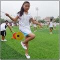 Hight Calidad bicolor Clásico Chino YoYo & Stick Mano Recipiente De Plástico Juggling Diabolos Niños Regalos Juguetes de Juego Al Aire Libre diversión