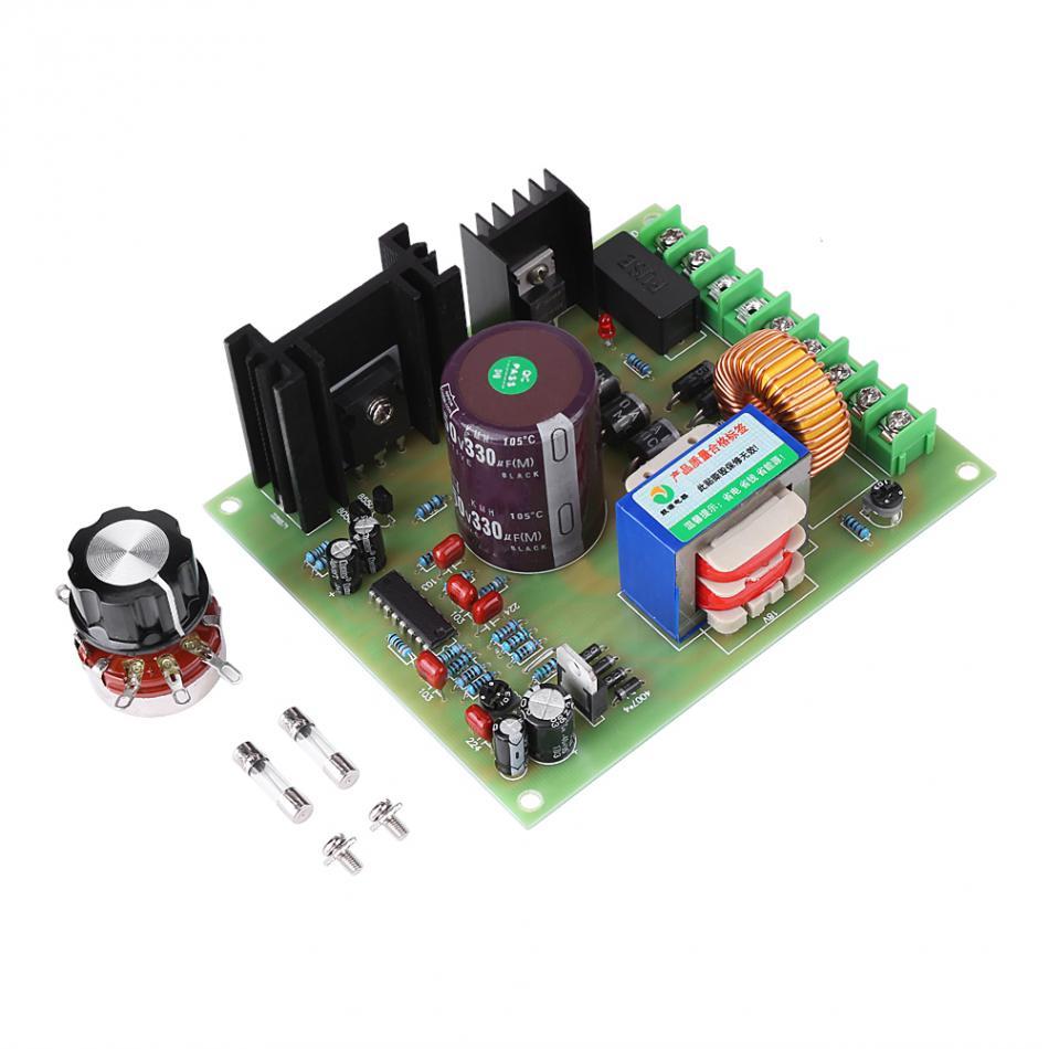 VBESTLIFE LY 820 220V Motor Controller Board 750W PWM DC Motor Speed Controller Board DC Motor