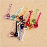 prismas de cristal pingente para peças do