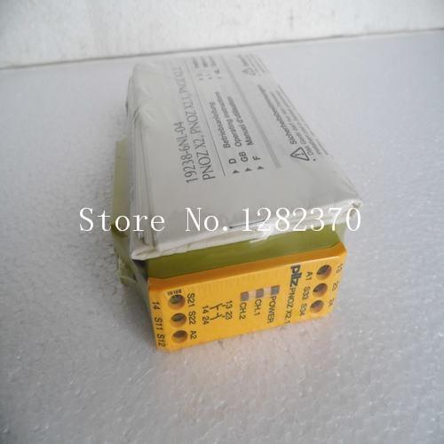 все цены на New German original PILZ safety relays PNOZ X2.1 24VAC / DC 2n / o Spot онлайн