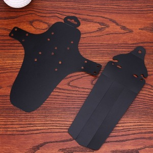 Ultra Lightweight Bicycle Mudguard Easy To Install MTB Fender Mud Guards Wings For Bicycle Front Rear Fenders Bike Parts(China)