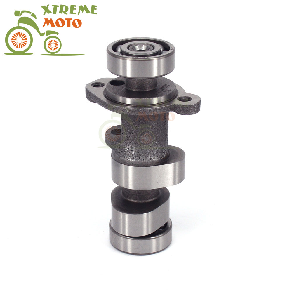 Motorcycle Cam Shaft Camshaft Main Gear For ZONGSHEN 77MM NC250 250cc KAYO T6 K6 BSE J5 RX3 ZS250GY-3 4 Valves Parts mtgather 100 pcs hc 5 nylon plastic stick on pcb spacer standoff locking snap in posts fixed clips adhesive 3mm hole support