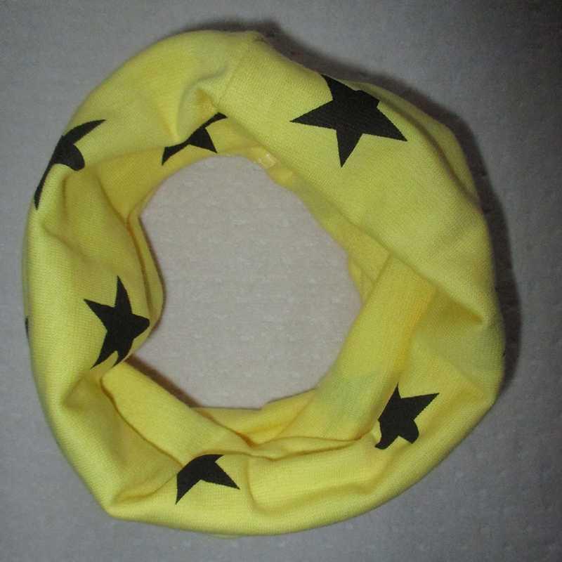 ฤดูหนาวฤดูใบไม้ร่วงหมวกเด็กหมวกผ้าพันคอหมวกเด็กปลอกคอ Nice Camouflage Star พิมพ์สาว Beanies หมวกเด็ก