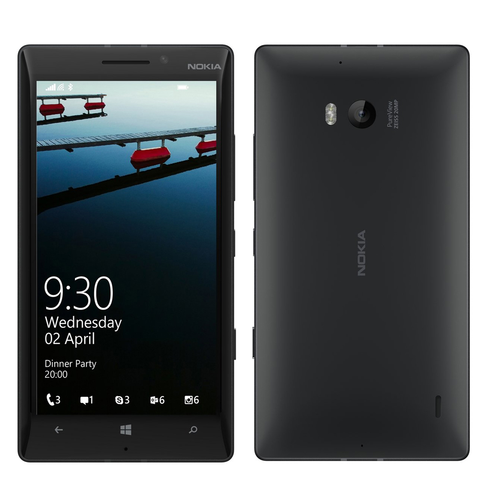 Original Brand New EU Version Nokia Lumia 930 Mobile Phone 4G LTE 2GB RAM 32GB ROM Microsoft Windows Phone 8.1 20MP SmartPhone