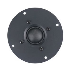 Image 5 - GHXAMP 4 Inch 4Ohm 25W Dome Tweeter Speaker Unit Silk Treble DIY Film Home Theater Audio Sound High Frequency HIFI 2018 1PCS