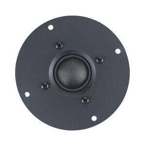 Image 5 - GHXAMP altavoz de Tweeter de 4 pulgadas, 4ohm, 25W, Unidad de cúpula, película de agudos de seda, Audio para cine en casa DIY, sonido de alta frecuencia HIFI 2018, 1 Uds.