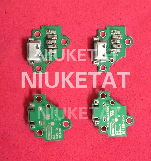 все цены на  10pcs 10488-2-5 For Motorola Moto G3 3RD GEN XT1541 XT1542 Charging Port USB Dock Flex cable Replacement micro connector jack  онлайн