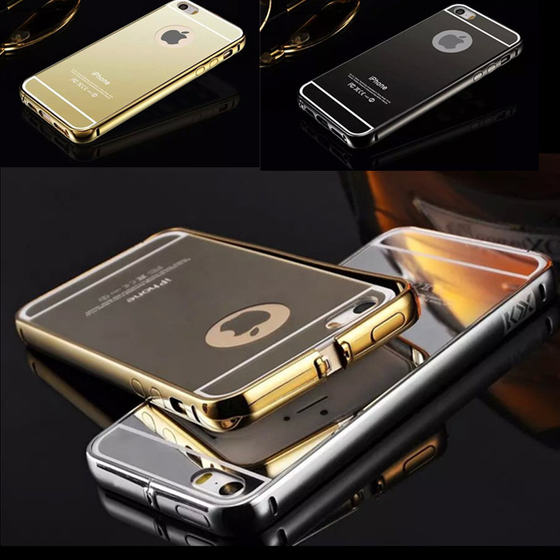 gold iphone 5s case for iphone 5s luxury gold 24k gold plating aluminum 14203