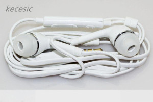 Image 3 - 10pcs/lot kecesic  AAAA J5 Headsets In ear Earphones Headphones Hands free with Mic  For Samsung HTC Xiaomi Phones