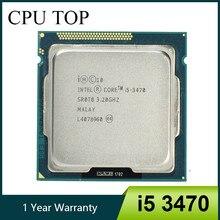 Процессор Intel Core i5 3470