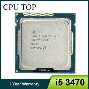 Intel Core i5 3470 3.20GHz 5GT/s 6MB L3 Socket 1155 Quad-Core CPU