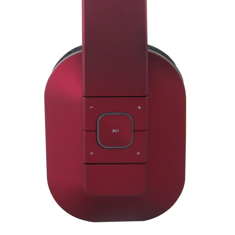 Août EP650 Argent Mise À Niveau Sans Fil Bluetoooth 4.2 Casque/Casque avec EQ APP Contrôle avec Microphone pour TV, téléphone, PC - 3
