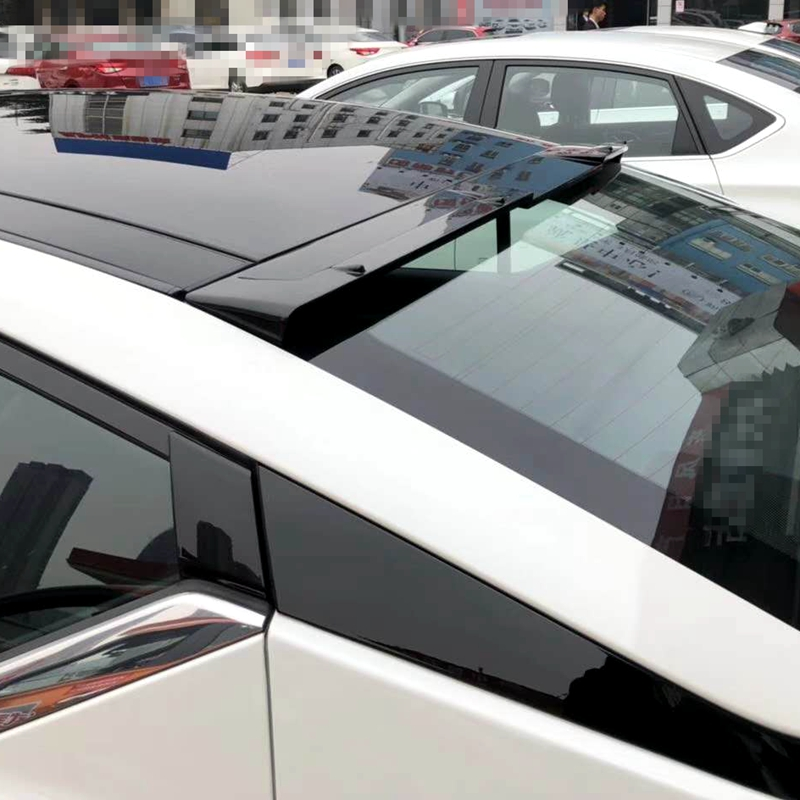 For 2019 Nissan Altima Teana Rear Roof Spoiler ABS Material Primer Color Car Tail Wing Decoration