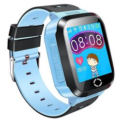 Practical Kids GPS Smartwatch, 1.44 inch Smart Watch Bracelet For Children Christmas Gifts with Touch Screen Camera Pedometer